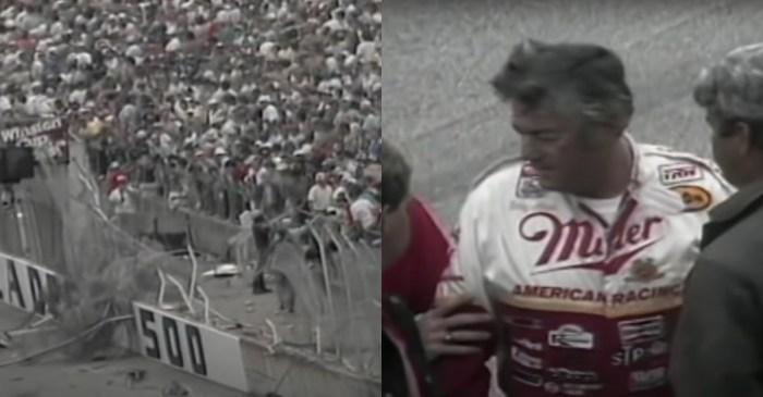 Bobby Allison's Wreck at Talladega Changed NASCAR Forever