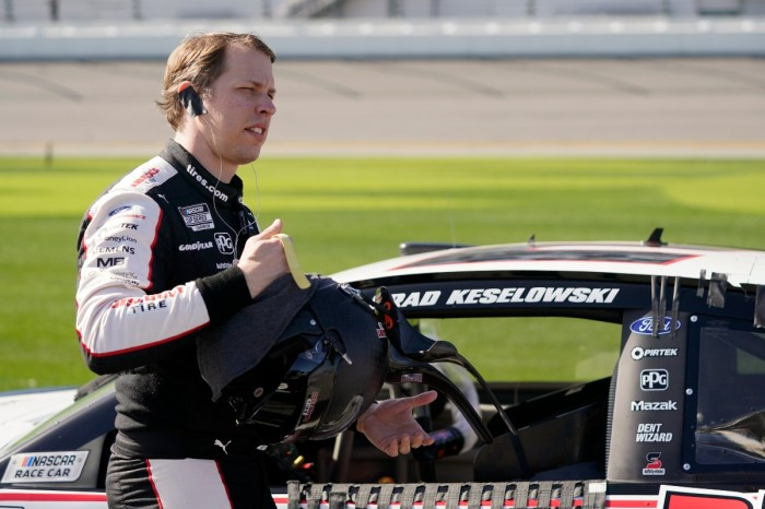 How Much Is Brad Keselowski Worth?