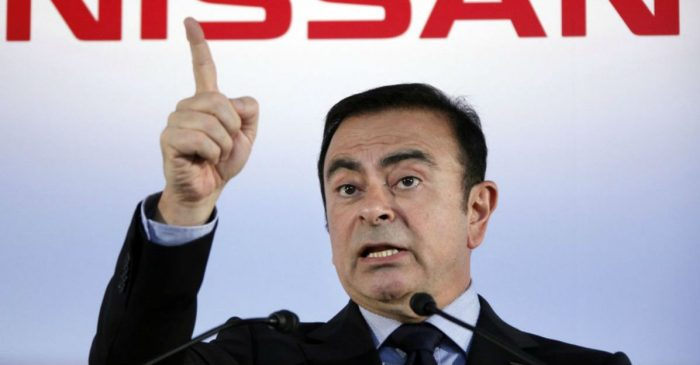Former Nissan CEO Carlos Ghosn Flees Japan Ahead of Trial