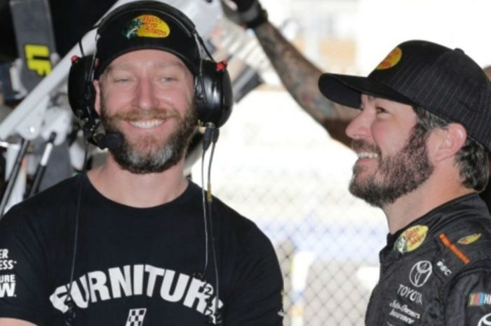 Cole Pearn, Championship-Winning Crew Chief, Leaves NASCAR