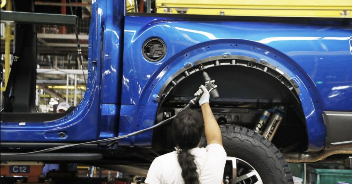 Ford to Add 3,000 Jobs, Invest $1.45 Billion in New Vehicles