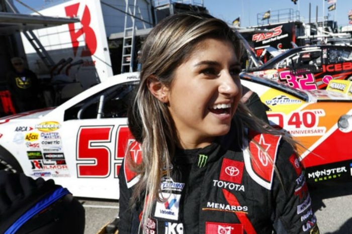 Hailie Deegan Is on the Fast Track to NASCAR Stardom With Move to Ford