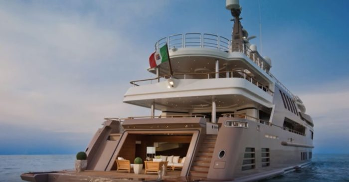 The Pinnacle of Luxury: 196-Foot Super Yacht Costs Around $60 Million