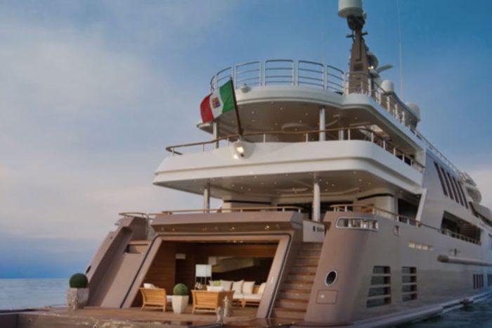 196-Foot Super Yacht Costs Around $60 Million
