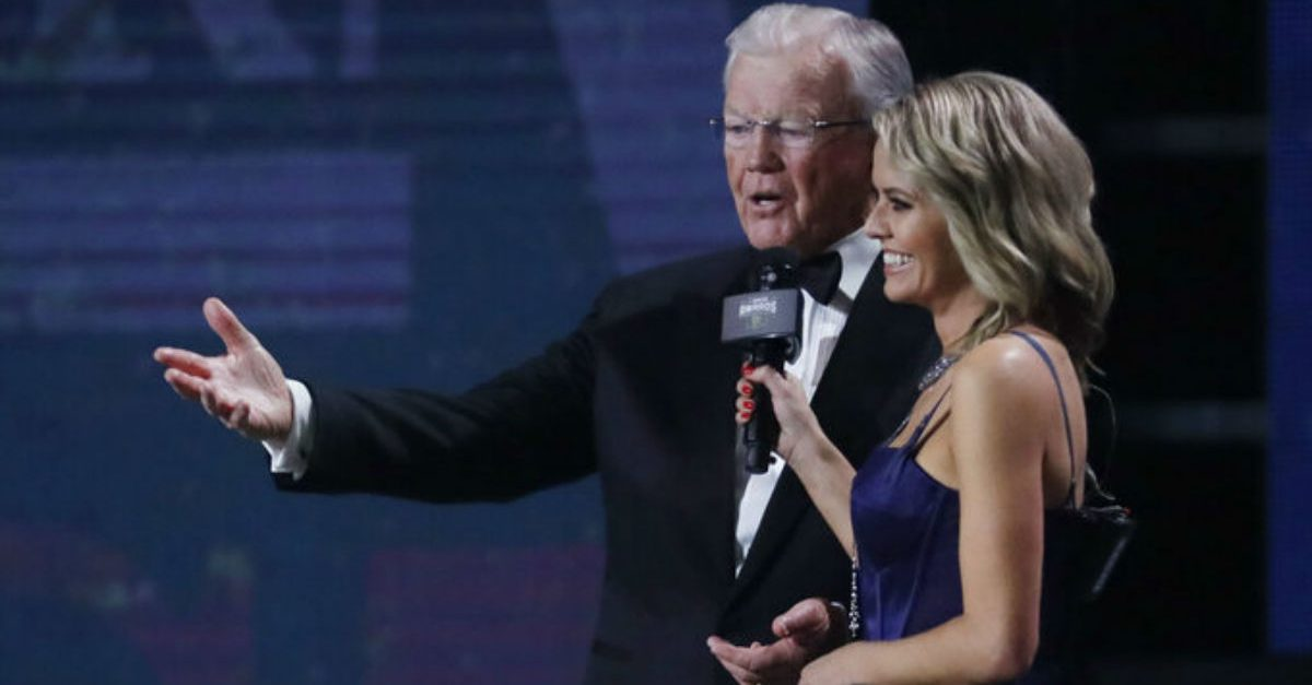 "Joe Gibbs Surprised by NASCAR Excellence Award: ""It's a Thrill for Us"""