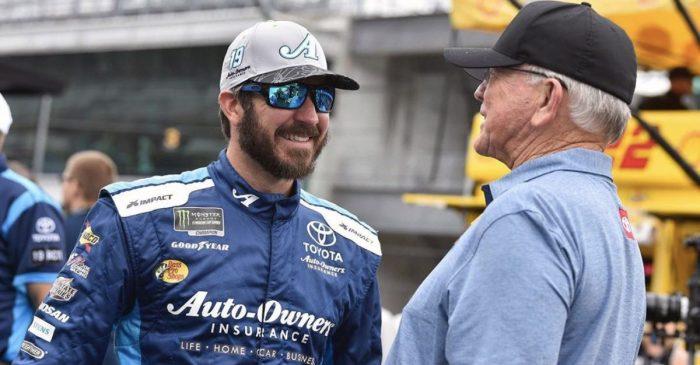 """Martin Truex Jr. Thinks Kyle Larson """"Absolutely Will"""" Land NASCAR Ride for 2021"""