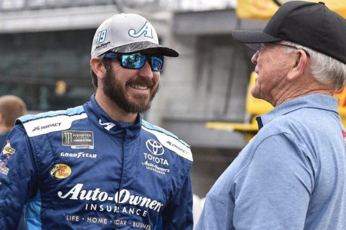 "Martin Truex Jr. Thinks Kyle Larson ""Absolutely Will"" Land NASCAR Ride for 2021"