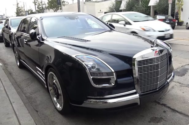 This $200K Mercedes Was a One-Off Custom Sedan That No One Saw Coming