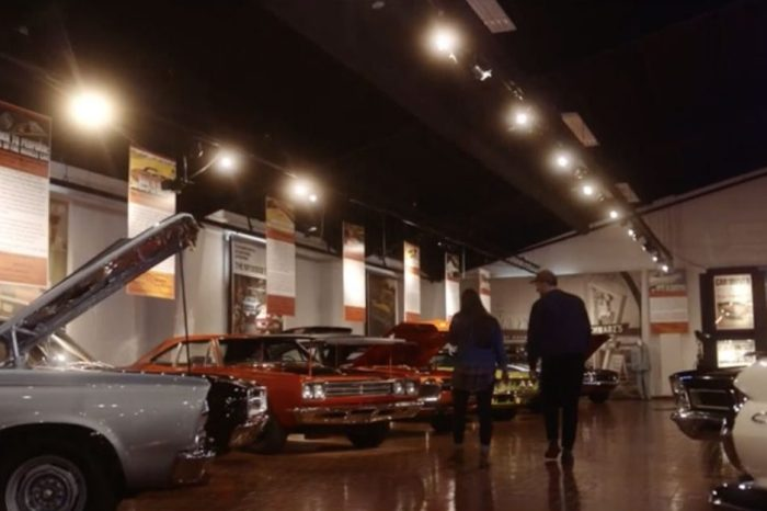 Vintage Car Museum in Michigan Is Dropping $5M on Massive Muscle Car Project