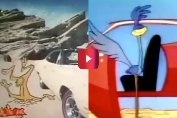 Wile E. Coyote, Road Runner Run Wild in Classic Plymouth Commercials