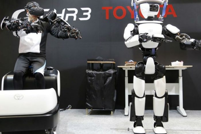 Rise of the Machines? Toyota Unveils Upgraded Humanoid Robot