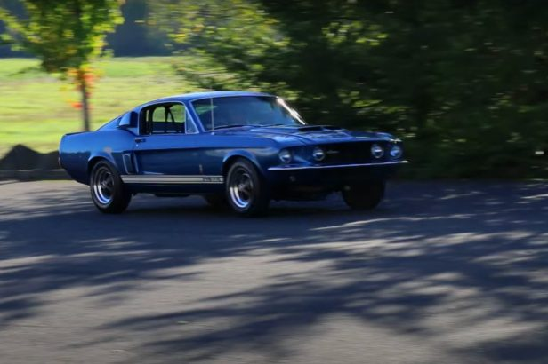 '67 Shelby GT500 With 427 Side-Oiler V8 Packs Serious Power