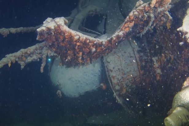 100-Year-Old Freight Train Gets Recovered From Watery Depths