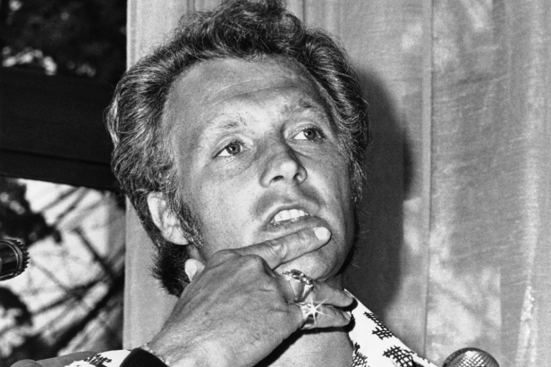 Evel Knievel's First Televised Motorcycle Jump Was an Iconic Sports Moment