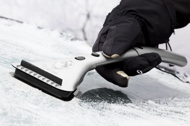Amazon Customers Swear by These Top-Reviewed Heated Ice Scrapers