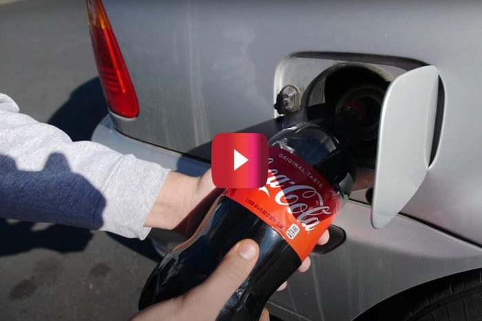 YouTuber Pours Coke in BMW's Gas Tank and Gives It a Test Drive