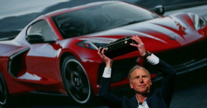Corvette Wins North American Car of the Year Award