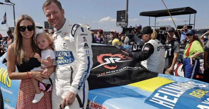 Dale Earnhardt Jr. Is Returning to NASCAR for One Race in 2020