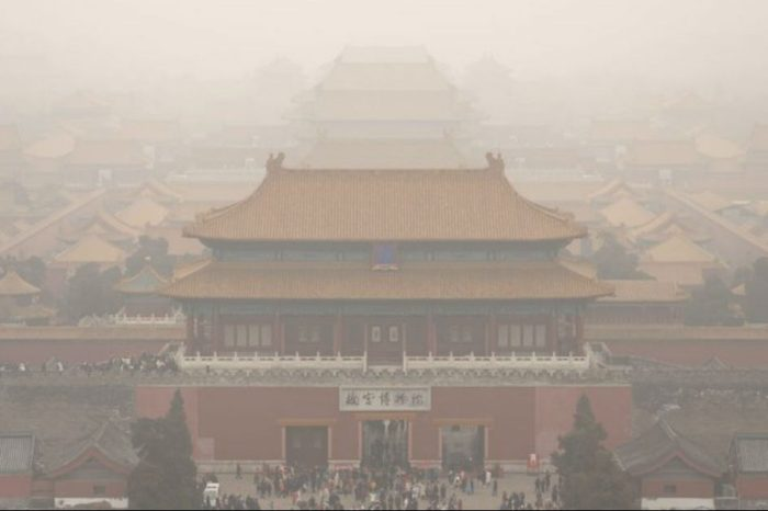 SUV on Grounds of China's Forbidden City Ignites Controversy