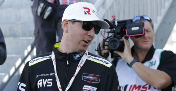 Kyle Busch Impresses at Rolex 24, While Wayne Taylor Wins It All