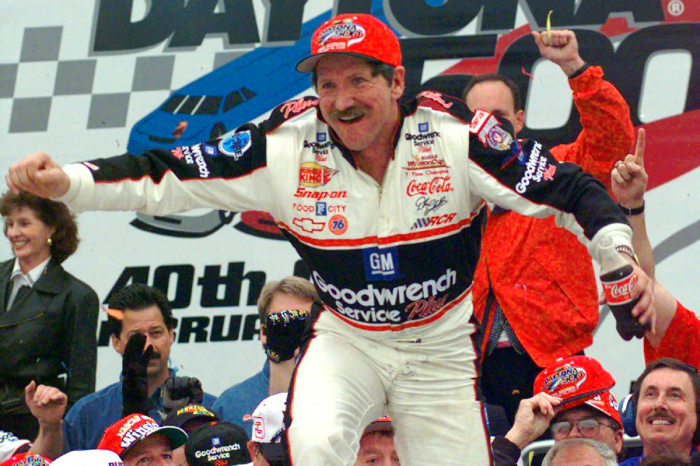 "Dale Earnhardt's Victory in '98 Broke His Winless Streak at ""The Super Bowl of Stock Car Racing"""