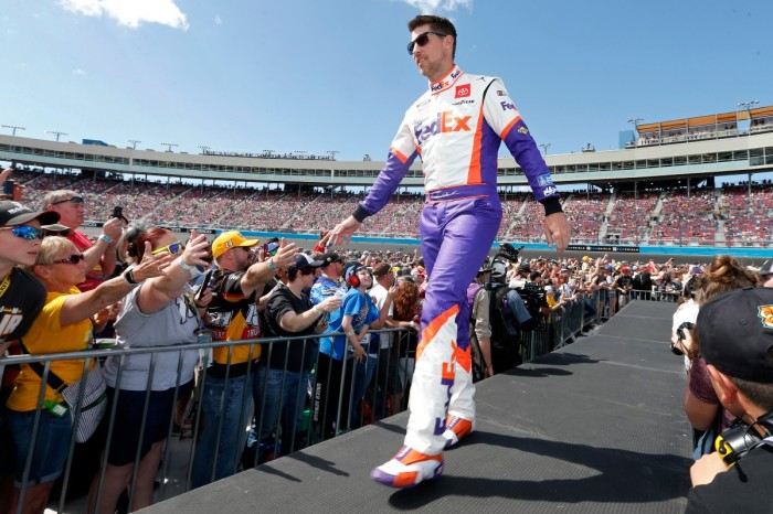 What Is Denny Hamlin's Net Worth?