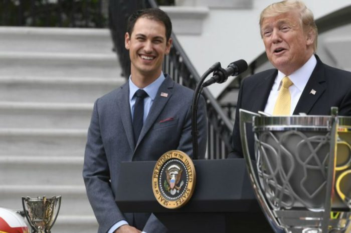 """President Trump to Give """"Start Your Engines"""" Command at Daytona 500"""