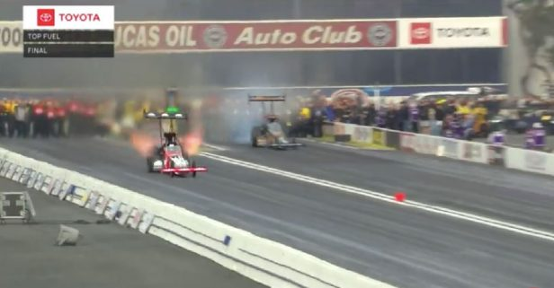 Doug Kalitta Makes Top Fuel History With 3rd Straight Win