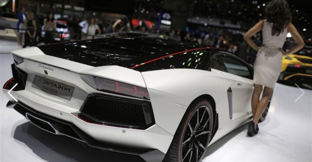 Geneva Auto Show Cancelled Due to Coronavirus Fears
