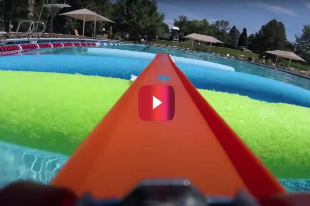 YouTuber Lives Every Young Kid's Dream With This Epic Hot Wheels Road Trip