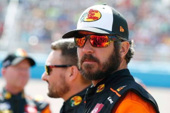 How Much Money Does Martin Truex Jr. Make in a Year?