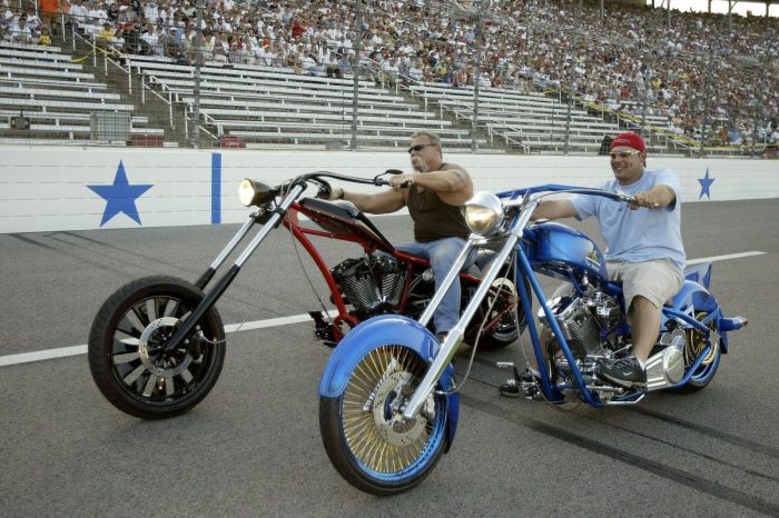 """American Chopper"" Star Paul Teutul Jr. Got His Start in the Family Business"
