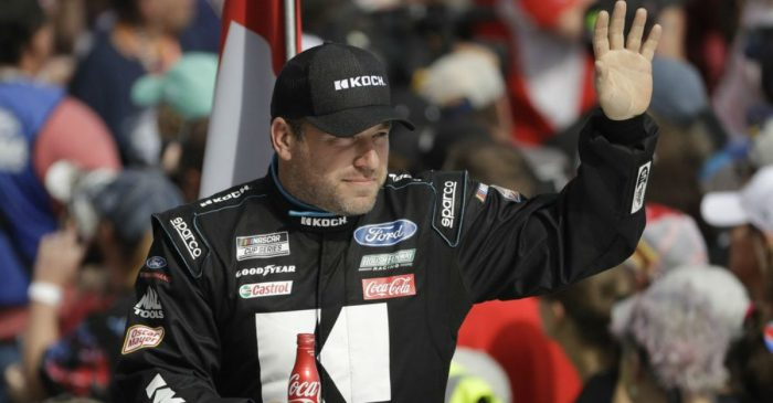 Ryan Newman Shares Fishing Photo in First Social Media Post After Crash