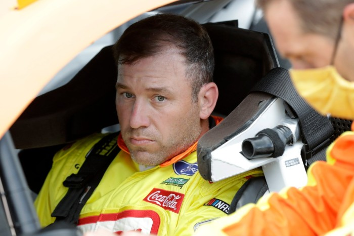 Ryan Newman Is Still Racing After His Terrifying Crash at the Daytona 500
