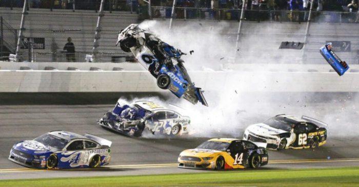 Ryan Newman's Terrifying Daytona 500 Crash Reminded Fans of Dale Sr.