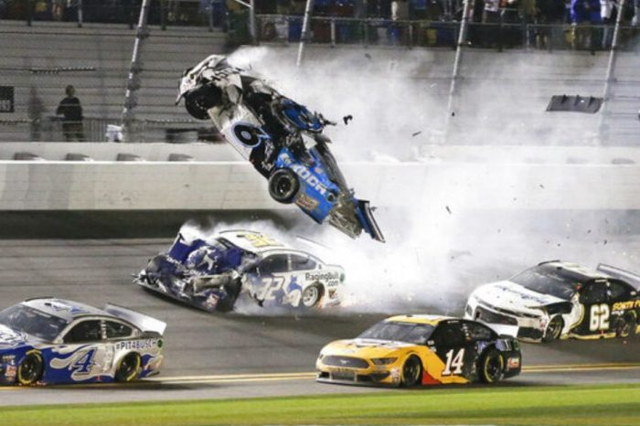 Ryan Newman's Terrifying Daytona 500 Crash Reminded Fans of Dale Sr.