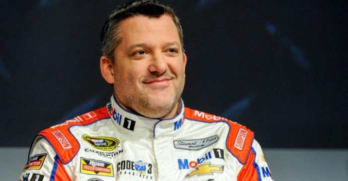 Tony Stewart Is Getting His Own Video Game