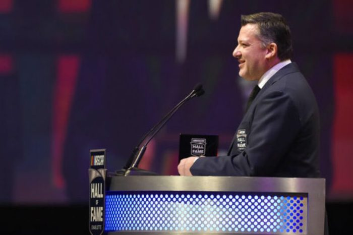 Tony Stewart's Hall of Fame Induction: A Celebration of the NASCAR Legend's Career