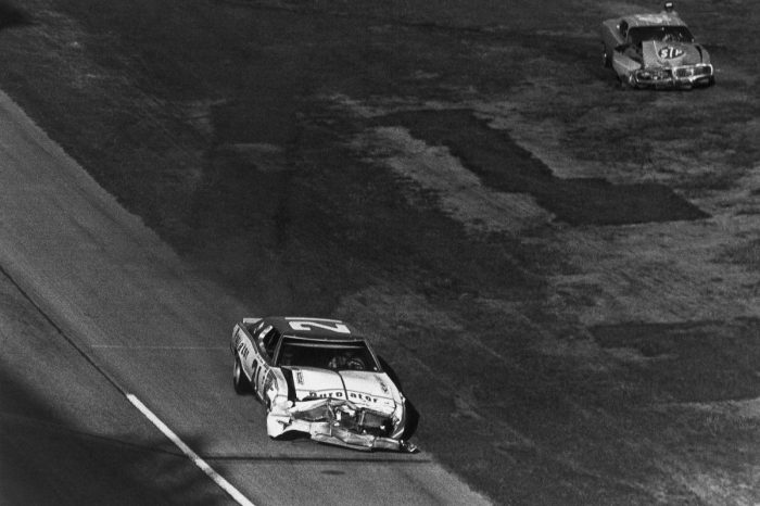 Remembering the Iconic Finish at the 1976 Daytona 500