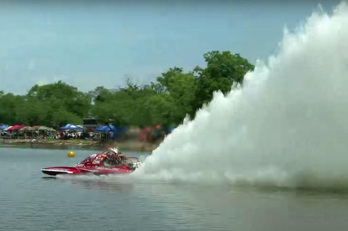 8000-hp Dragboats