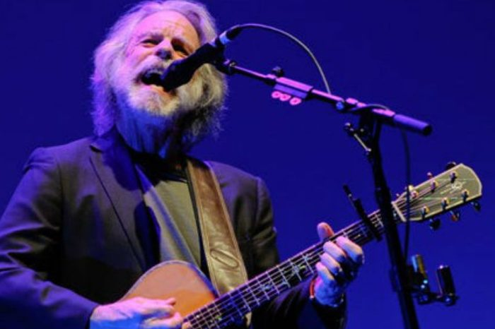 Grateful Dead's Bob Weir Belts out National Anthem for NASCAR iRacing Event