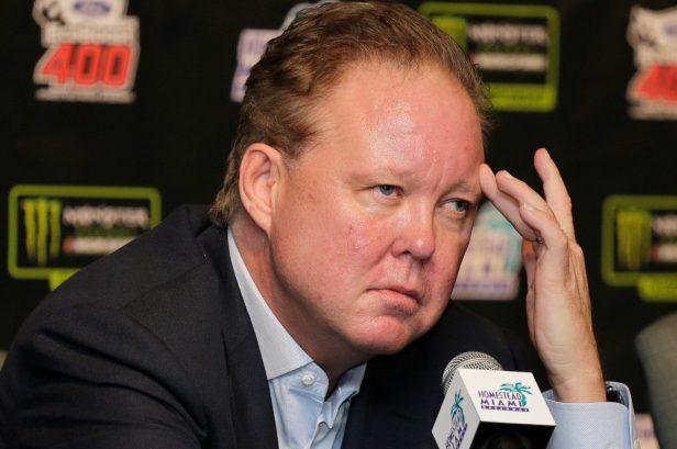 "Former NASCAR CEO Sued a Man Over ""Drunken Brian France"" Twitter Account"