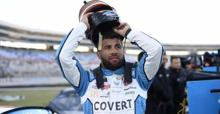 "Bubba Wallace Loses Sponsorship After ""Rage Quitting"" Virtual Bristol Race"