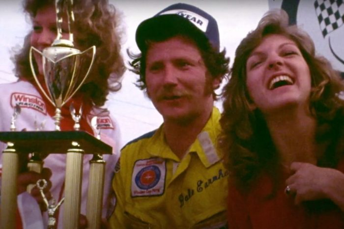 Dale Earnhardt's Win at Bristol in '79 Was the First of Many Cup Series Victories