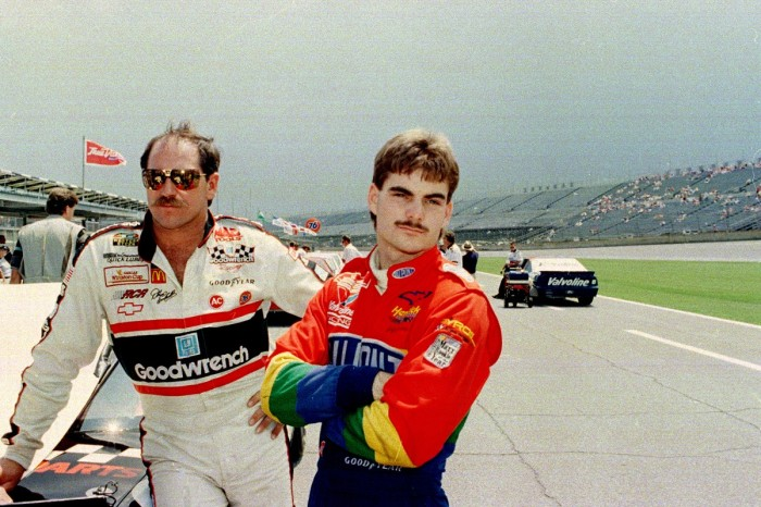 "Jeff Gordon Says He Looked at Dale Earnhardt as ""Superhuman"""