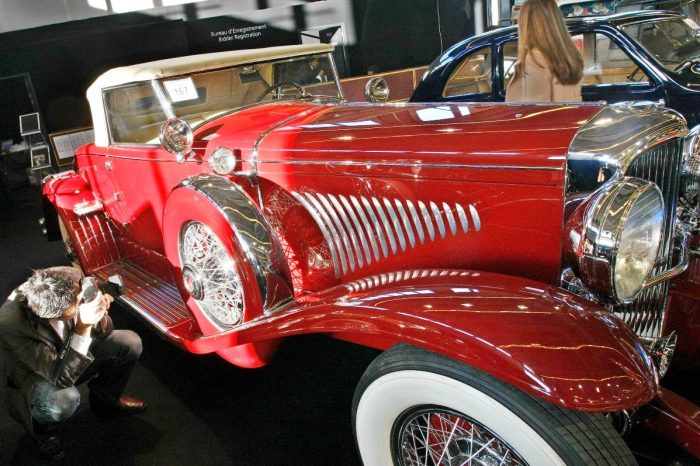 "Looking Back on ""The Mightiest American Motor Car"""