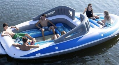 inflatable speed boat