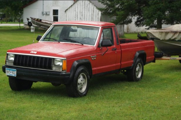Why Is Demand for the Jeep Comanche Skyrocketing?