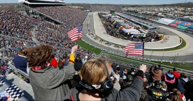 Will NASCAR Return to Charlotte for Memorial Day Race?