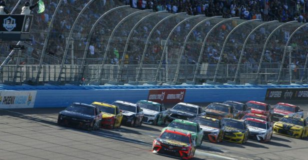 NASCAR, IndyCar Closed to Fans Amid Coronavirus Pandemic